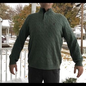 Polo Ralph Lauren  100% Silk SweaterXXL Tall
